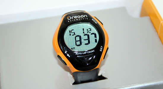 Orologio Swimwatch Oregon Scientific